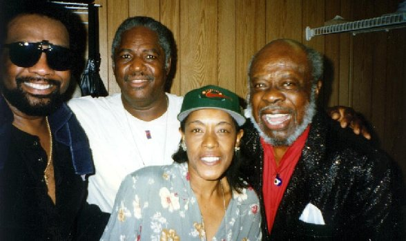 William Bell, Don Bryant, Anne Peebles & Rufus