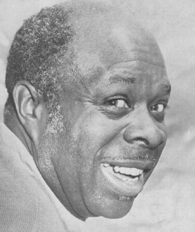 Rufus Thomas (Stax promo photo)