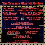 THE TREASURE CHEST OF GOLDIES   VARIOUS ARTISTS