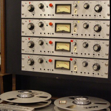 Stax tape machine